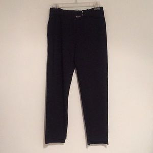 FREE SHIPPING Belted Trousers/Dress Pants